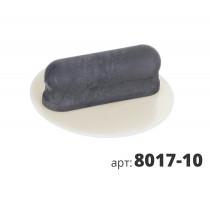 KUHLEN мини-кельма пластиковая круглая 8017-10