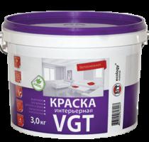Краска акриловая для стен «Белоснежная» ВД-АК-2180